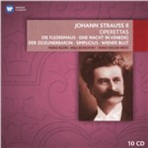 Operette - CD Audio di Richard Strauss