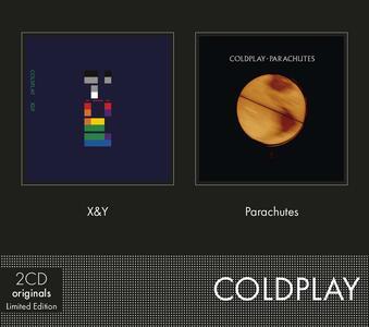 Xandy Parachutes - CD Audio di Coldplay