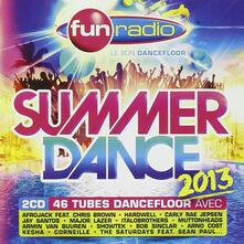 Fun Radio Summer Dance 2013 - CD Audio
