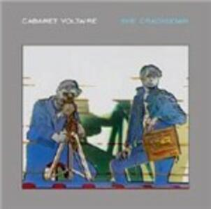 The Crackdown - Vinile LP di Cabaret Voltaire