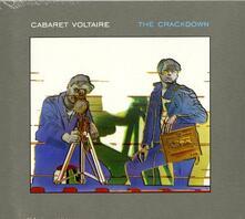 The Crackdown - CD Audio di Cabaret Voltaire