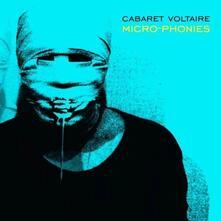 Micro-Phonies - CD Audio di Cabaret Voltaire