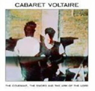 The Covenant, the Sword and the Arm of the Lord - Vinile LP di Cabaret Voltaire