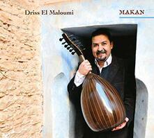Makan (Digipack) - CD Audio di Driss El Maloumi