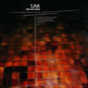 Time and Timing - CD Audio di S.Ink