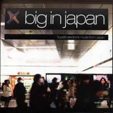 Big in Japan - CD Audio