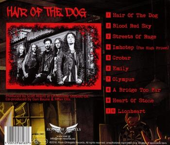Hair Of The Dog - CD Audio di Monument - 2