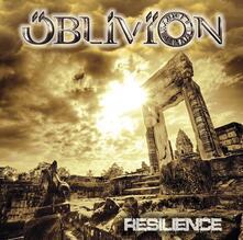 Resilience - CD Audio + DVD di Oblivion (USA)