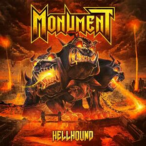 Hellhound - Vinile LP di Monument