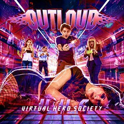Virtual Hero Society - Vinile LP di Outloud