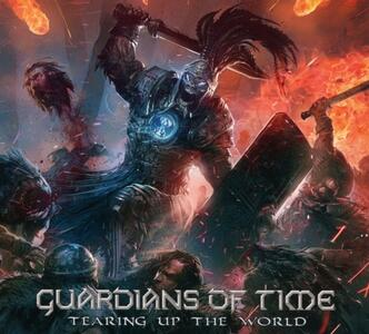 Tearing up the World - CD Audio di Guardians of Time