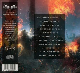 Tearing up the World - CD Audio di Guardians of Time - 2