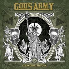 Demoncracy (Green Vinyl) - Vinile LP di God's Army