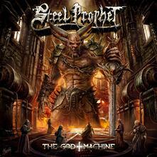 The God Machine (Limited Red Coloured Vinyl Edition) - Vinile LP di Steel Prophet
