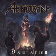 Damnation (Coloured Vinyl) - Vinile LP di Aerodyne