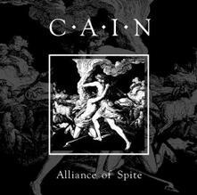 Alliance of Spite - CD Audio di Cain