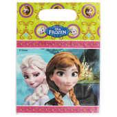Idee regalo Frozen. 6 Sacchetti Como Giochi