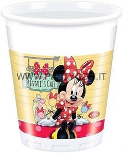 8 Bicchieri Minnie Café
