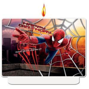 Amazing Spider-Man 2. Candela Happy Birthday - 2