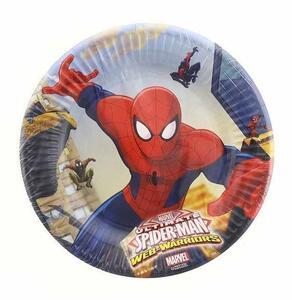 Ultimate Spider-Man. 8 Piatti 20 Cm