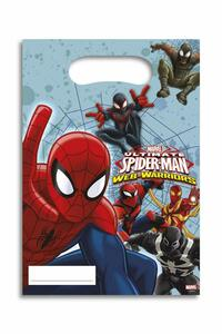 Ultimate Spider-Man. 6 Sacchettini