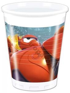 8 Bicchieri Big Hero 6 - 2