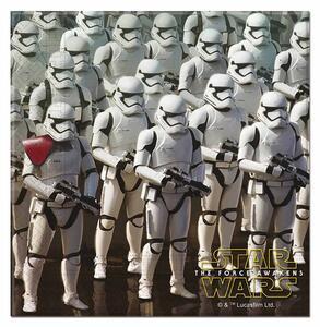 Star Wars. The Force Awakens. 20 Tovaglioli Carta Doppio Velo 33x33cm