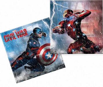 Captain America. Civil War. 20 Tovaglioli Carta Doppio Velo - 2
