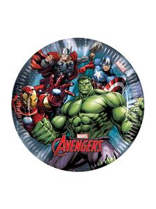 8 Piatti Avengers
