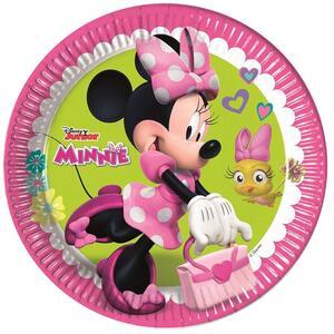 Minnie Happy Helpers. 8 Piatti 23Cm