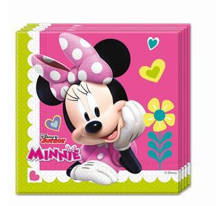 Minnie Happy Helpers. 20 Tovaglioli 33X33