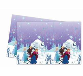 Frozen Snowflakes. 1 Tovaglia 120X180 Cm