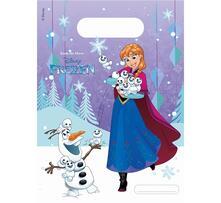 Frozen Snowflakes. 6 Bustine Plastica