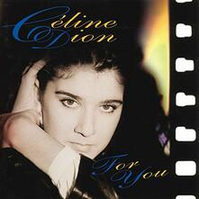 For You - CD Audio di Céline Dion