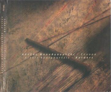 Borders - CD Audio