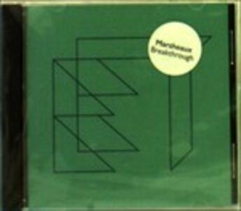 Breakthrough - CD Audio Singolo di Marsheaux