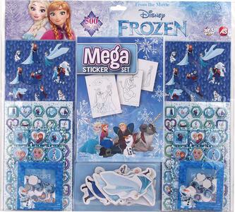 Frozen Mega Sticker Set