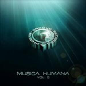 Musica Humana 3 - CD Audio