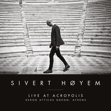 Live at Acropolis (Limited Edition + Download e Streaming Card) - Vinile LP + DVD di Sivert Hoyem