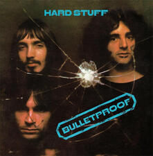 Bulletproof - Vinile LP + CD Audio di Hard Stuff