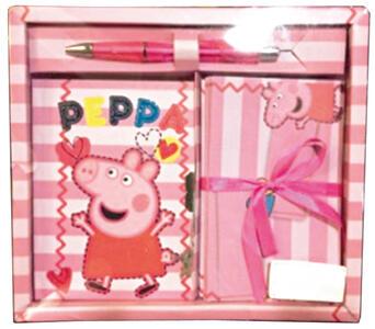 Diario con Lettere Peppa Pig - 2