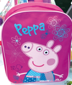Cartoleria Zainetto Asilo Peppa Pig Toys Market
