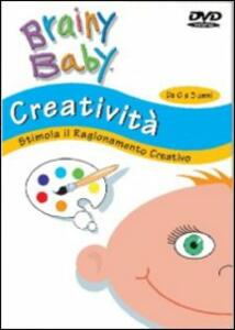 Brainy Baby. Creatività - DVD