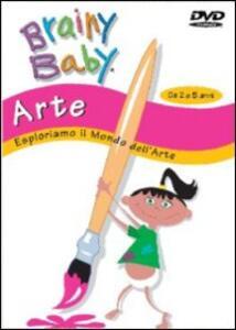 Brainy Baby. Arte - DVD