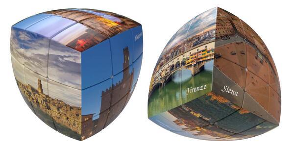 V-Cube Toscana D'Arte 3X3