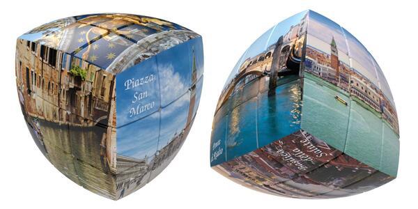 V-Cube Venezia 1 3X3