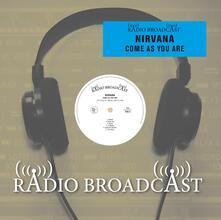 Come as You Are. Live in Rio de Janeiro - Vinile LP di Nirvana