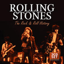The Rock & Roll History - CD Audio di Rolling Stones