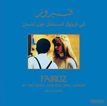 At the Royal Festival Hall - Vinile LP di Fairuz