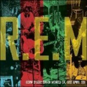 KCRW Studios, Santa Monica Ca 03.04.91 - CD Audio di REM